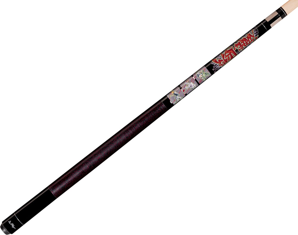 Players 52 Inch Junior Cue Extreme Player - Cue & Case Combo