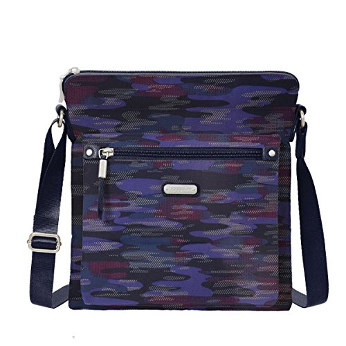 Camo Moonlight Baggallini Bagg with Wristlet RFID Phone Go q4v40