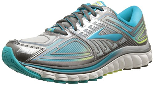 Brooks Women's Glycerin 13  Running Shoe - Bright Rose/lapis/parachute Purple - 7.5 B(M) US