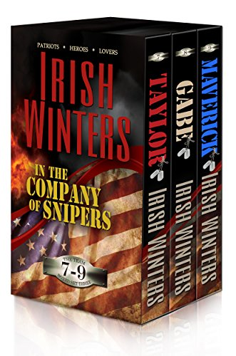 In the Company of Snipers Boxed Set 3, Books 7 - 9