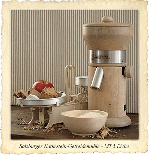 Mühle mit Granit-Schleifer MT5 (Buche): Amazon.de: Drogerie ...