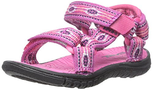 Teva Hurricane 3 Sport Sandal (Toddler/Little Kid/Big Kid), Monterey/Raspberry-T, 11 M US Little Kid (Teva Sandals Kids compare prices)