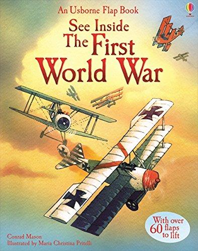 Image result for usborne books world war 1 see inside