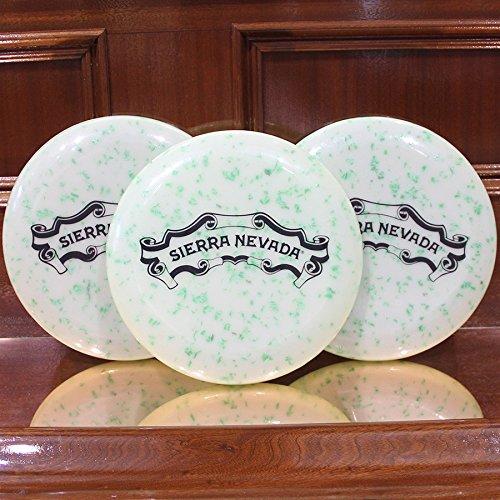 (Sierra Nevada Brewing Co. - Recycled Glow in the Dark Frisbee)