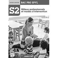Spvl 2 milieux prof et modes inter 2e 1e Term Bac Pro : Professeur
