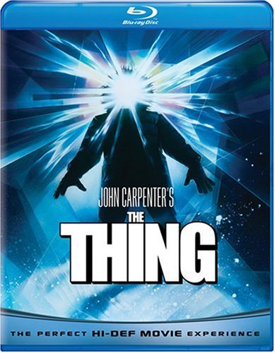 Blu-ray : The Thing (, Dubbed, Dolby, AC-3, Digital Theater System)