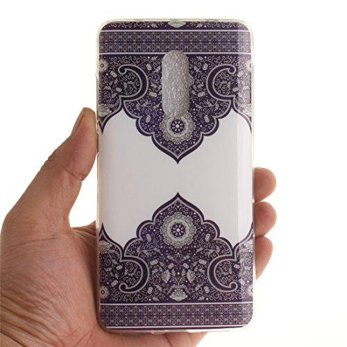 Fit Lace Protection Téléphone De Note En Peint TPU Bord Slim Hozor Motif Xiaomi Redmi Cas Cas Scratch Souple Silicone Résistant Arrière De 4 Couverture Antichoc Transparent wBB6q4R