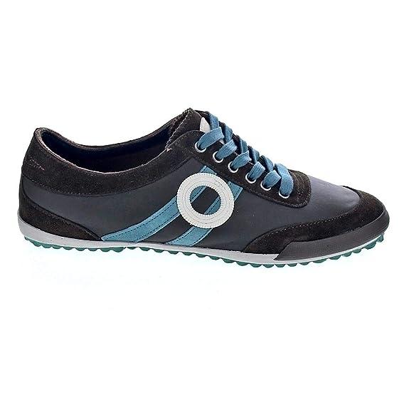 Aro Ido - Zapatillas Bajas Hombre Marrón Talla 44: Amazon.es: Zapatos y complementos