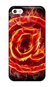 Hot Htc First Grade Tpu Phone Case For Iphone 5/5s Case Cover