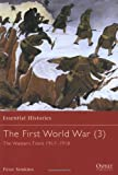 The First World War, Peter Simkins, 1841763489