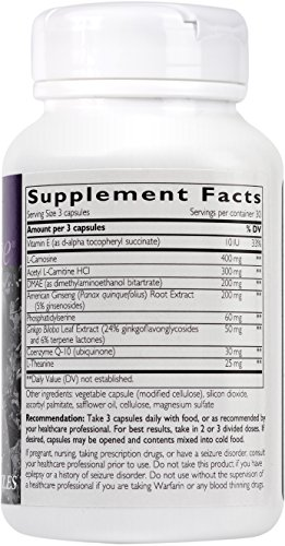 Integrative Therapeutics - Learner's Edge - Supports Healthy Neurological Development and Function in Children - 90 Capsules