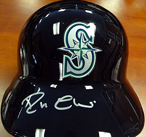Robinson Cano Autographed Seattle Mariners Rawlings MLB Batting Helmet MCS Holo (Seattle Mariners Signature Batting Helmet)