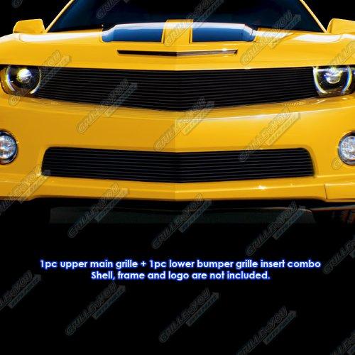 2010 chevrolet camaro grille - 9