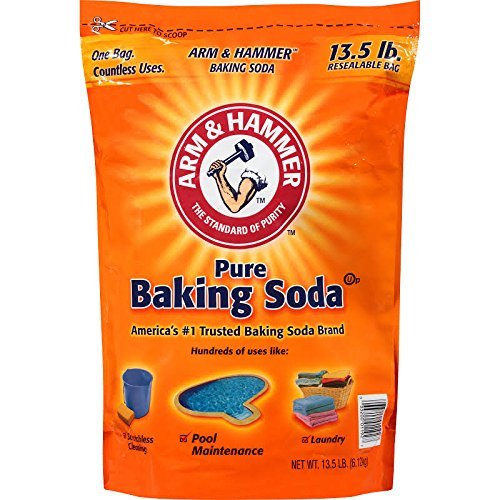 Price comparison product image ARM & HAMMER Baking Soda,  13.5 Pound