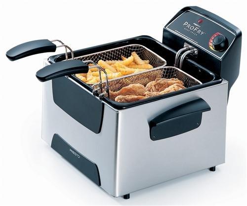 Presto Dual ProFry 12-Cup Deep Fryer