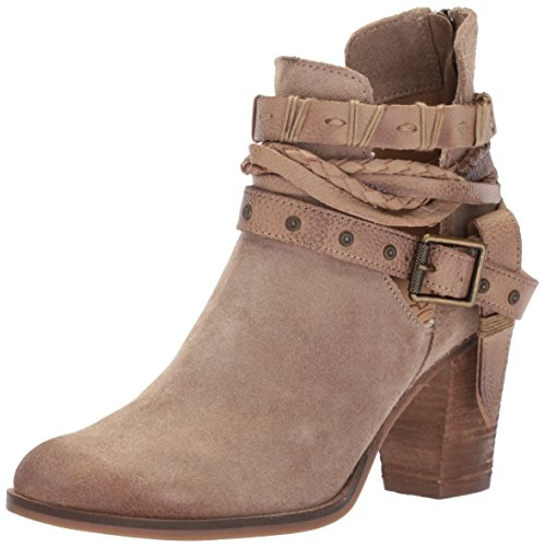 Bootie Cuthbert Monkey Ankle Naughty Women's Taupe xwIqnZEE84
