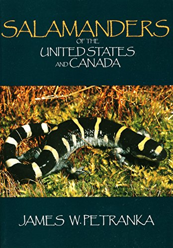 Salamanders of the United States and Canada