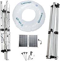 Amazon.com: Portable, secador de ropa para interiores ...