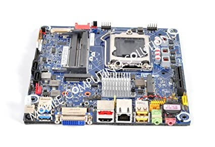 Intel BLKDH61AG Thin Mini ITX Motherboard DH61AG: Amazon ca: Electronics
