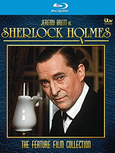 (Sherlock Holmes Feature Film Collection [Blu-ray])