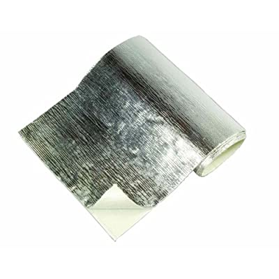 """Thermo-Tec 13585 24"""" X 36"""" Adhesive Backed Heat Barrier: Automotive"""