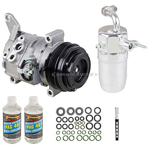OEM AC Compressor w/A/C Repair Kit For Cadillac Escalade ESV & GMC Yukon - BuyAutoParts 60-83327RN NEW