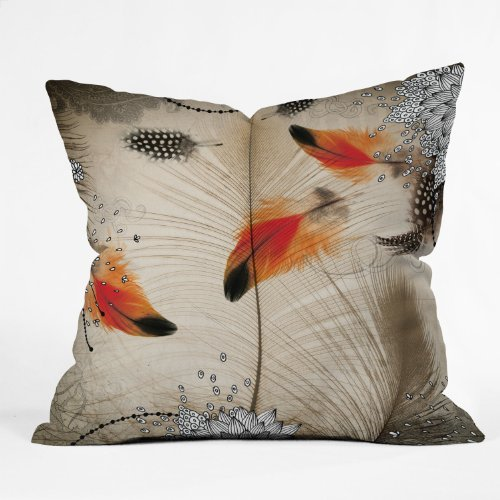 DENY Designs Abolina Feather Pillow