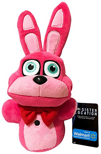 "Funko Five Nights at Freddy's Sister Location - Bonnet 6"" (Walmart) Exclusive Plush Doll"
