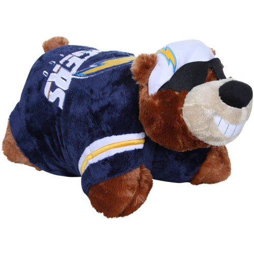 San Chargers Uniform Diego (NFL San Diego Chargers Pillow Pet)