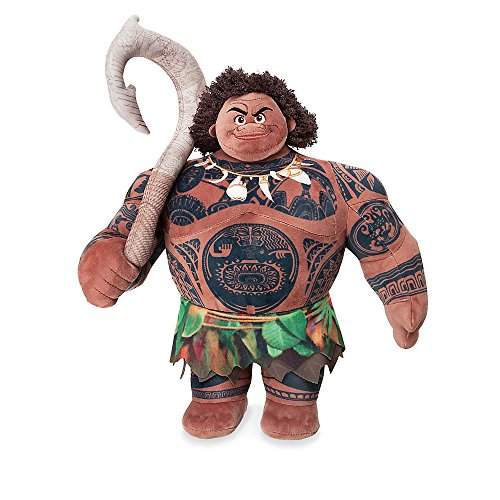 Disney Maui Plush - Moana - Medium - 15 Inch