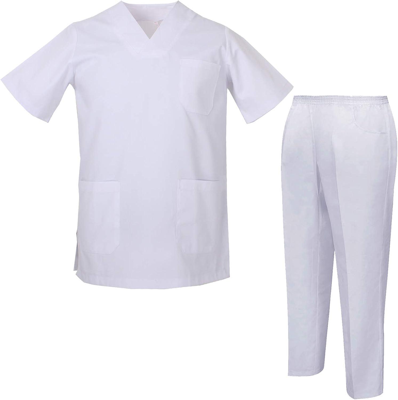 MISEMIYA - Uniformes Sanitarios Unisex Uniformes Médicos Enfermera ...