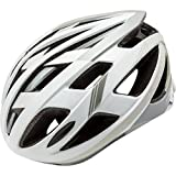 Cannondale CAAD Road Bicycle Helmet (White/Silver - L/XL)