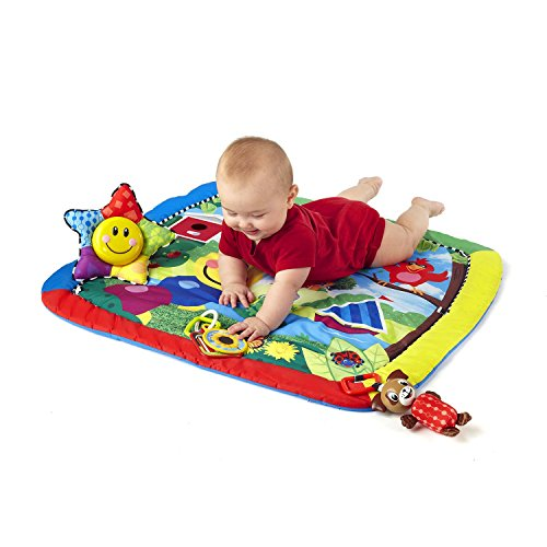 Large Product Image of Caterpillar & Friends Play Gym