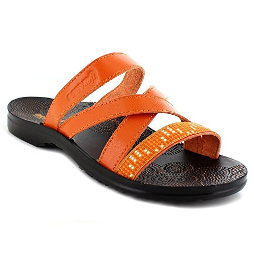 Aerosoft Mujeres Tzar Sandals Orange