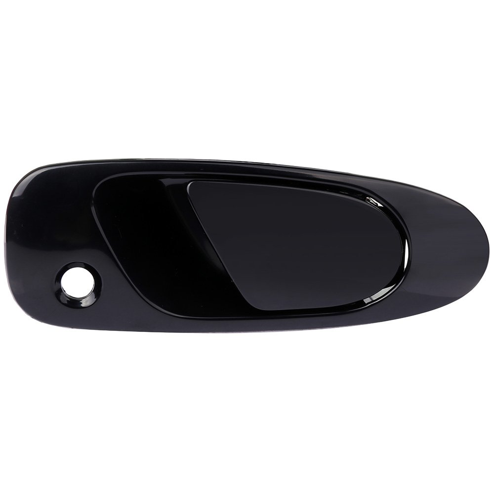 ECCPP Door Handle Exterior Outer Outside Front Passenger Side Replacement for 1992-1995 Honda Civic