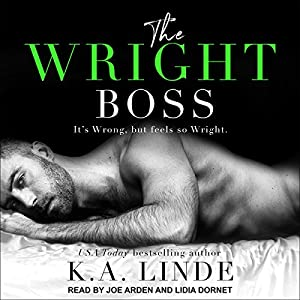 The Wright Boss Audiobook