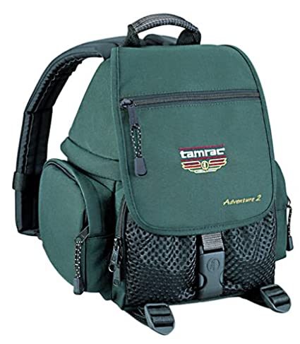53655b594017 Amazon.com   Tamrac 5242 Adventure 2 Photo Backpack (Forest Green)   Camera  Accessory Bags   Camera   Photo