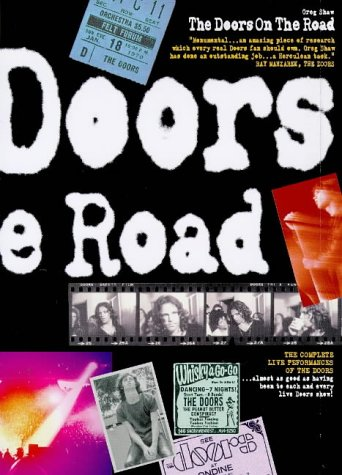 The Doors On the Road by Omnibus Press