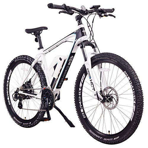 NCM Prague Electric Mountain Bike 468Wh 36V 13AH