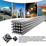 Aluminum Welding Rod Low Temperature Aluminum Welding Wire Flux-cored Aluminum Electrode Soldering Rods 33cmx1.6mmx2.0mm