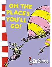 Oh, The Places You'll Go!: Yellow Back Book