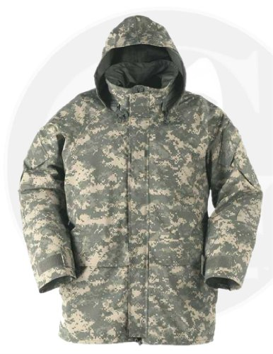 NEW USGI GEN II ECWCS ACU GORETEX COLD WEATHER PARKA - LARGE (Acu Parka)