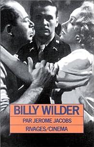 Billy Wilder par Jérôme Jacobs