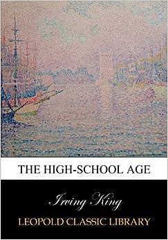 The high-school age