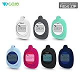 WoCase Pendant Necklace (Arctic White, , Classic) for Fitbit Zip Activity and Sleep Tracker Wristband Band Bracelet ( (Best Gift for Fitbit Zip User)