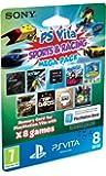 Sony Playstation Vita Sports Mega Pack On 8Gb Memory Card [Importación Inglesa]