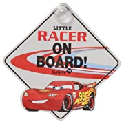 Disney Little Racer On Board Sign, Cars II