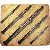 Mouse Pad Aim Sheet Music Oboe