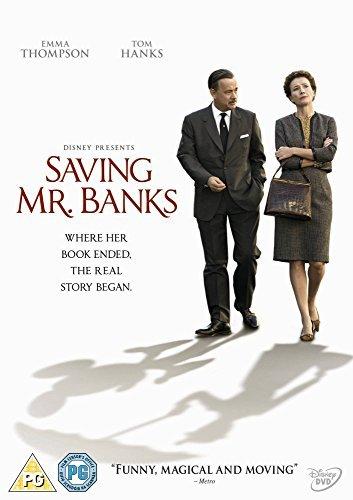 Saving Mr Banks [DVD] [NON USA FORMATTED VERSION REGION 2 DVD]
