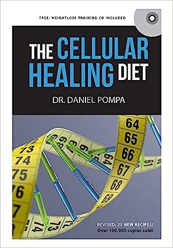 cellular healing diet food list